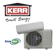 Kerr Ductless Mini Split Heat Pumps
