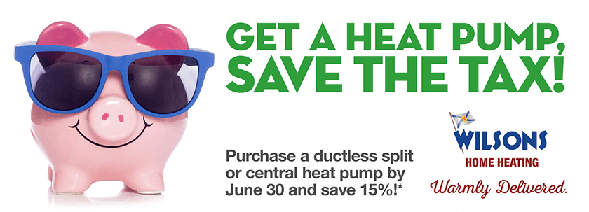 Save On Heat Pumps