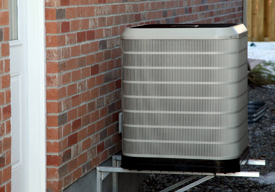 ducted heat pump